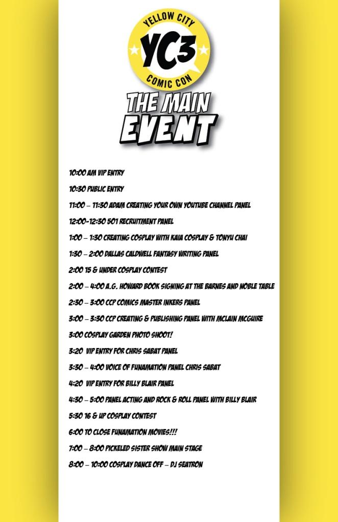 YC3 Schedule-01